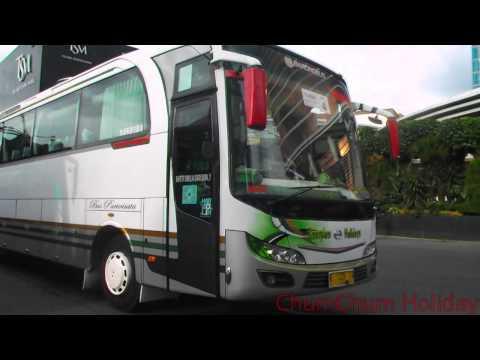 Unique Horn Indonesian Bus