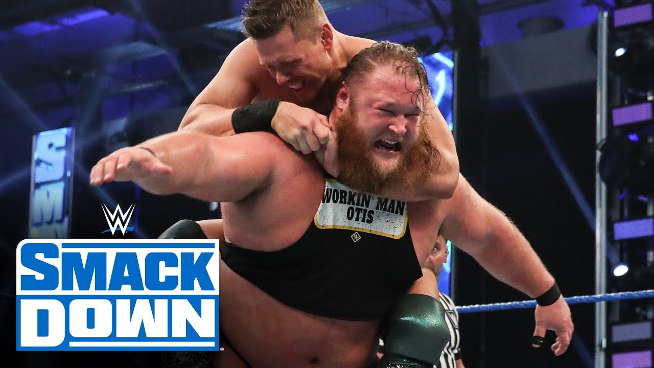 Otis & Braun Strowman vs. The Miz & John Morrison: SmackDown, May 15, 2020