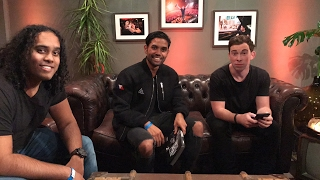 Repeat youtube video Backstage before Hardwell On Air 300! #HOA300