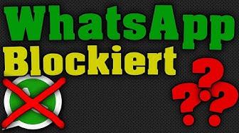 WhatsApp Tutorial: Wurde ich BLOCKIERT? So findest du das heraus! - 5 Tricks [Full-HD|60FPS]