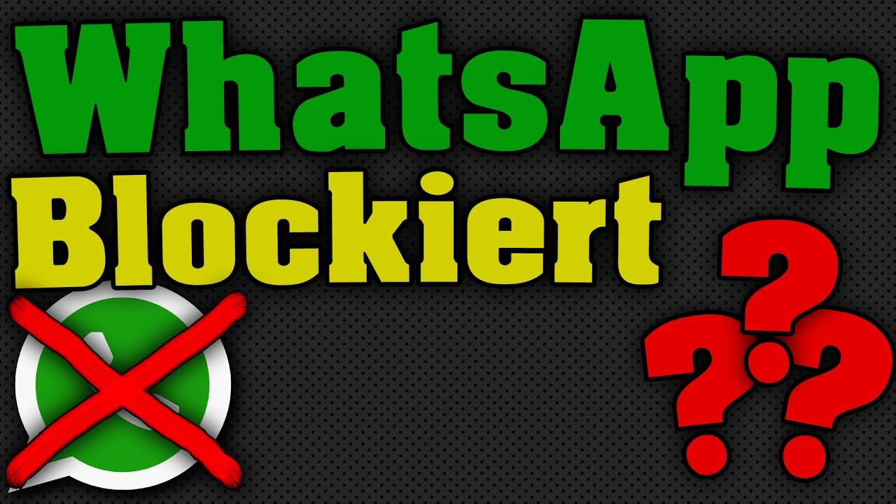 WhatsApp Tutorial: Wurde ich BLOCKIERT? So findest du das