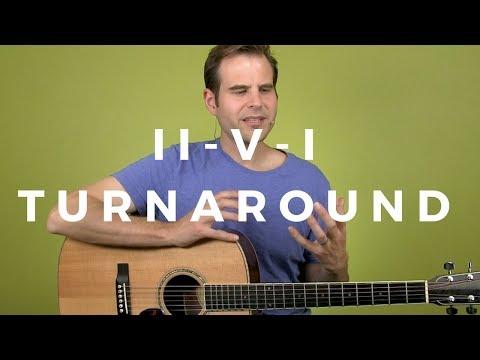 ii-V-I Progression in the Turnaround   Tuesday Blues #167
