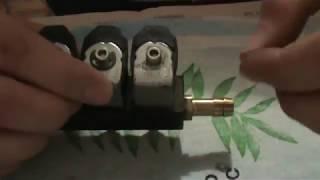 видео Форсунки ВАЗ 2114: чистка, ремонт, замена