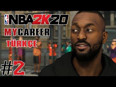 KEMBA İLE NEW YORK SOKAKLARINDA 1V1 !!! - NBA 2K20 MyCareer Türkçe - Bölüm 2