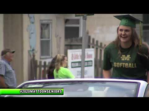 2020 Mattoon High School Seniors Parade