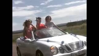 Мелеуз. Свадьба. Подружки невесты. Заказ на свадьбы белого кабриолета.