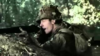 Band of Brothers: Battle scene outskirts of carentan