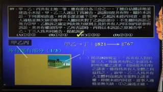 國考基礎小教室(民事訴訟法第4回)--李俊德老師主講