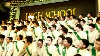la salle greenhills graduation 2012 WAVE