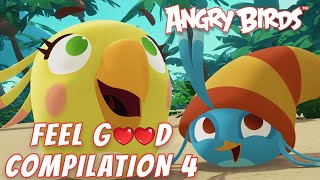Angry Birds | Feel Good Compilation 4
