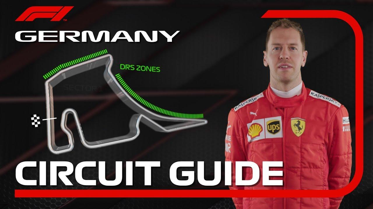 Sebastian Vettel's Guide To Hockenheim | 2019 German Grand Prix