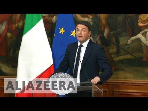 Italy referendum: Renzi to resign as prime minister