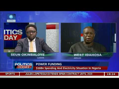 $16bn Power Spending: Get People To Account For Their Misdeed, Idahosa Backs Probe |Politics Today|
