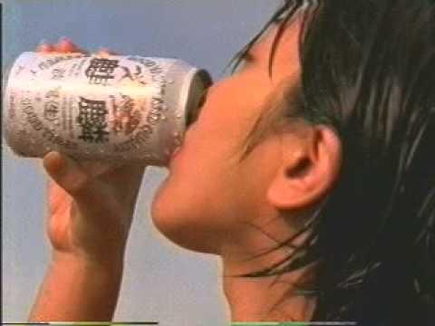三菱グループCM キリンビール 鶴田真由 麒麟 淡麗 生