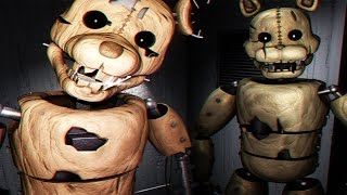NIGHT 5 and NIGHT 6 Five Nights at Candy s 2 Part 4 FINAL