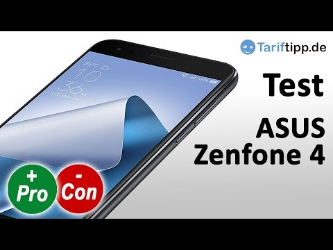 ASUS Zenfone 4 | Test deutsch