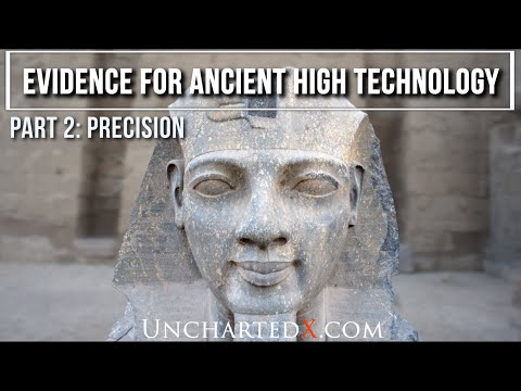 Precision! - Evidence for Ancient High Technology, part 2