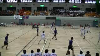 ハンドボール 東京都高等学校 関東大会予選 昭和第一対東大和(前半)