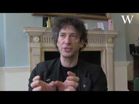 Neil Gaiman discusses Fortunately, The Milk...