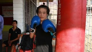 Sarjubala vs Nazym Kazibay | Women's Youth World Boxing Championships 2011 | Semifinal | Part 2