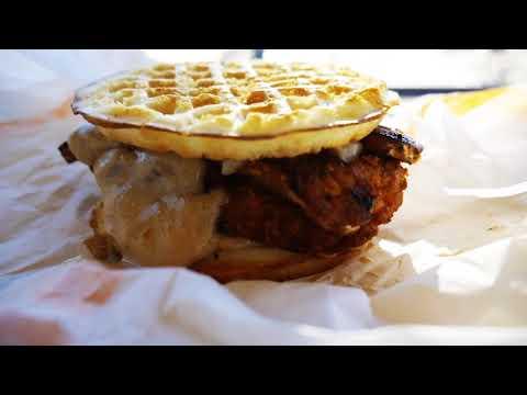 Vegan Fast Food in San Diego VLog