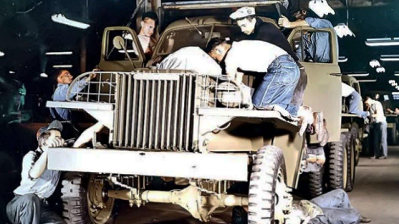 Почему многие Советские водители считали, что Studebaker лучше грузовиков СССР?