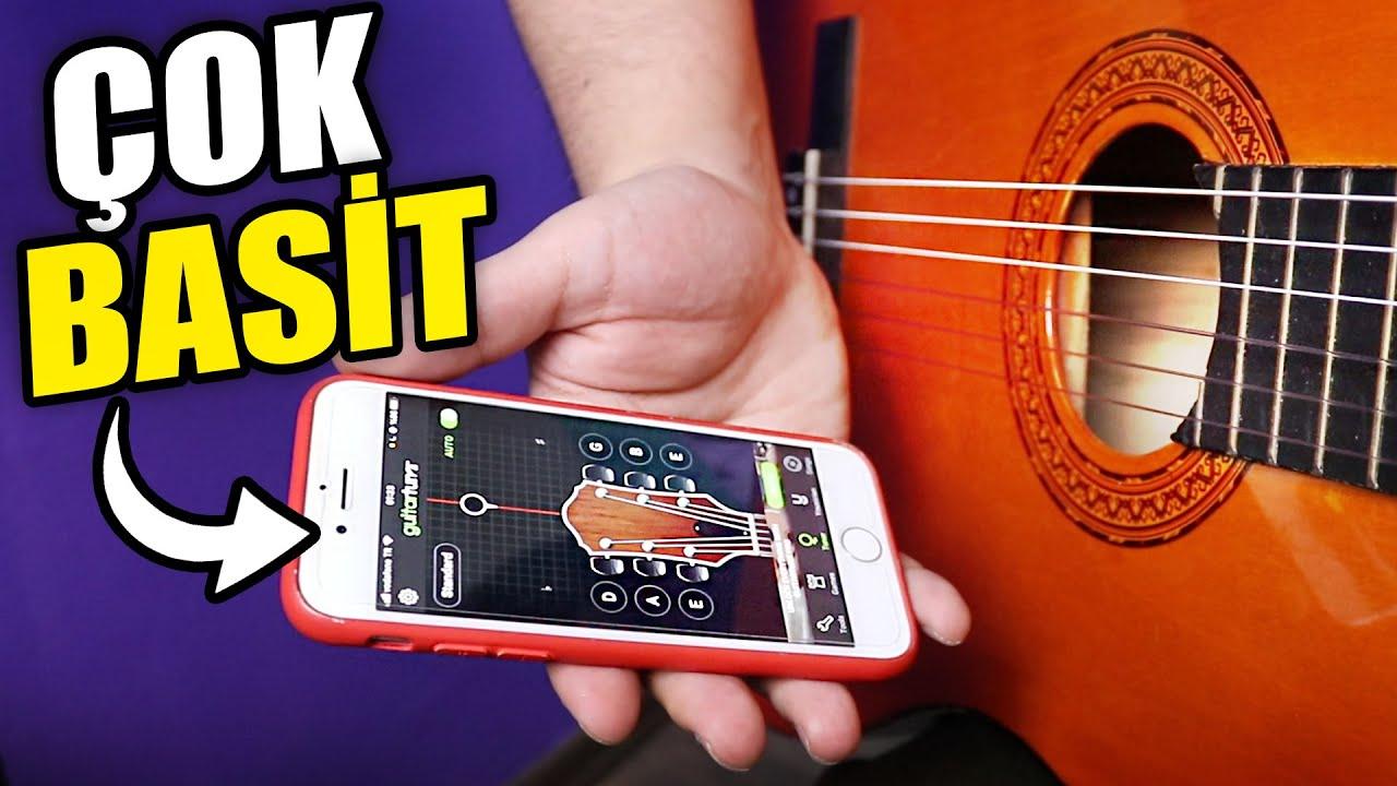 Gitar Dersi #1 - Gitar Akord Nasıl Edilir ?