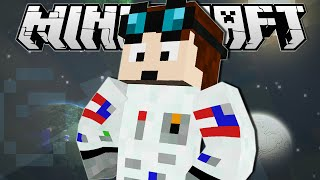 Minecraft | ASTRONAUT SPACE TRAINING!! | Custom Map