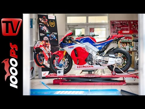 MotoGP Motorrad zu kaufen - Honda RC213V-S - alle Insiderinfos - Irrer Preis - Irre Technik