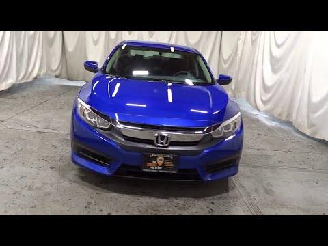 2016 Honda Civic Sedan Hudson, West New York, Jersey City, Tenafly, Paramus, NJ HHGE204018U