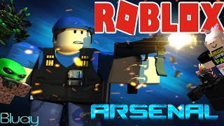 Roblox PC - Arsenal Gameplay! - 1440p Ultra (60FPS)