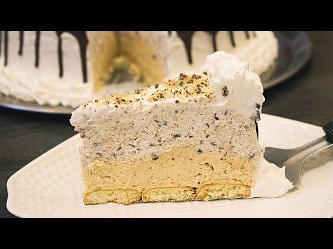 Brza torta sa keksom i orasima