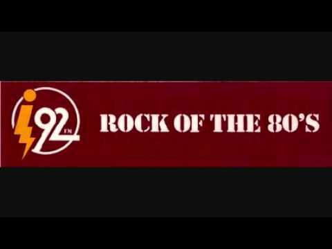 WIFI I-92 Philadelphia - Rock of the 80's - 1983