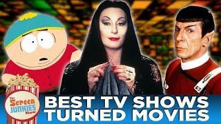 Best TV Shows Turned Movies! thumbnail