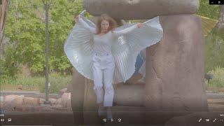 Winged Dance with Creativity Alive promo, May 2021
