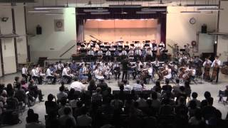 Wah Yan Symphonic Night 2014 - Dvorak - Symphony No.8 in G major, Op.88, Fourth movement