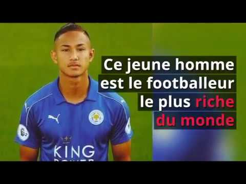 Faiq Bolkiah Le Footballeur Le Plus Riche Du Monde Youtube