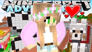 Minecraft-Little Kelly Adventures-TRAINING PUPPIES!