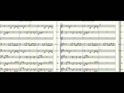Stromae -Alors On Danse - (Marching Band Arrangement) +DOWNLOAD FULL SCORE.