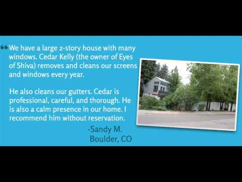 Boulder Gutter Cleaning