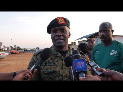 1,000 DRC ex-rebels break out of Uganda camp