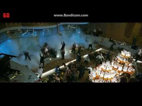 Poseidon Ballroom Flood