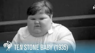 Ten Stone Baby (Teased With Chocolate) - (1935)