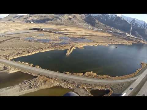 Flying with Dell Schanze Solitaire Utah
