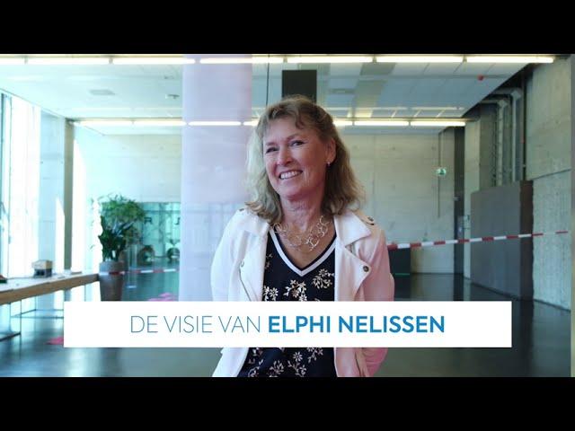 De visie van Elphi Nelissen (voorzitter) | Transitieteam Circulaire Bouweconomie