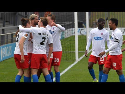 Barnet Dagenham & Red. Goals And Highlights