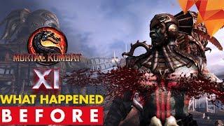 What Happened Before Mortal Kombat 11? The Story So Far