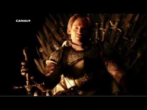 Trailer Juego de Tronos con doblaje en español