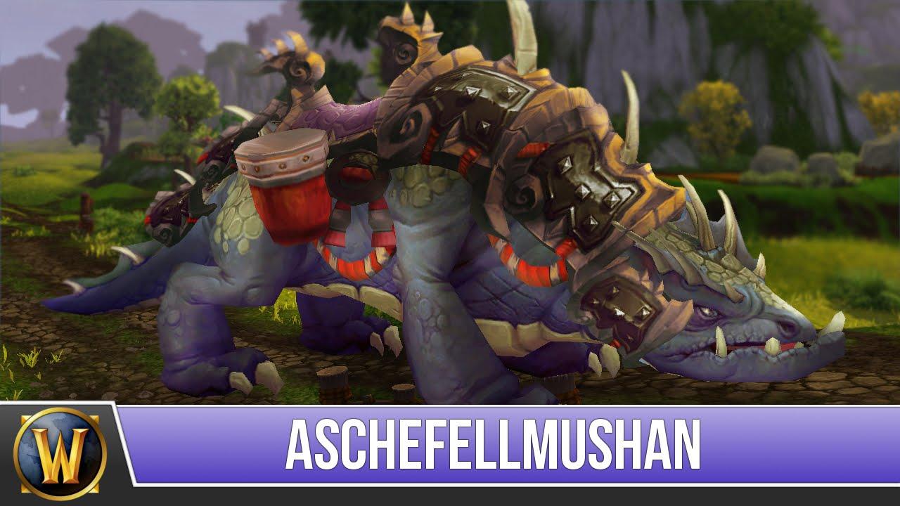 Mount Guide 37 Aschefellmushan Deutsch Youtube