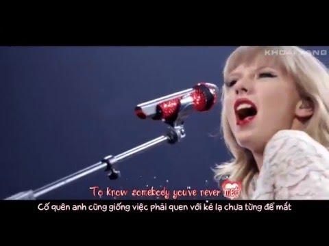 Vietsub+Kara Red   Taylor Swift